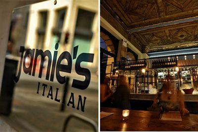 Jamie Oliver Restaurant Design