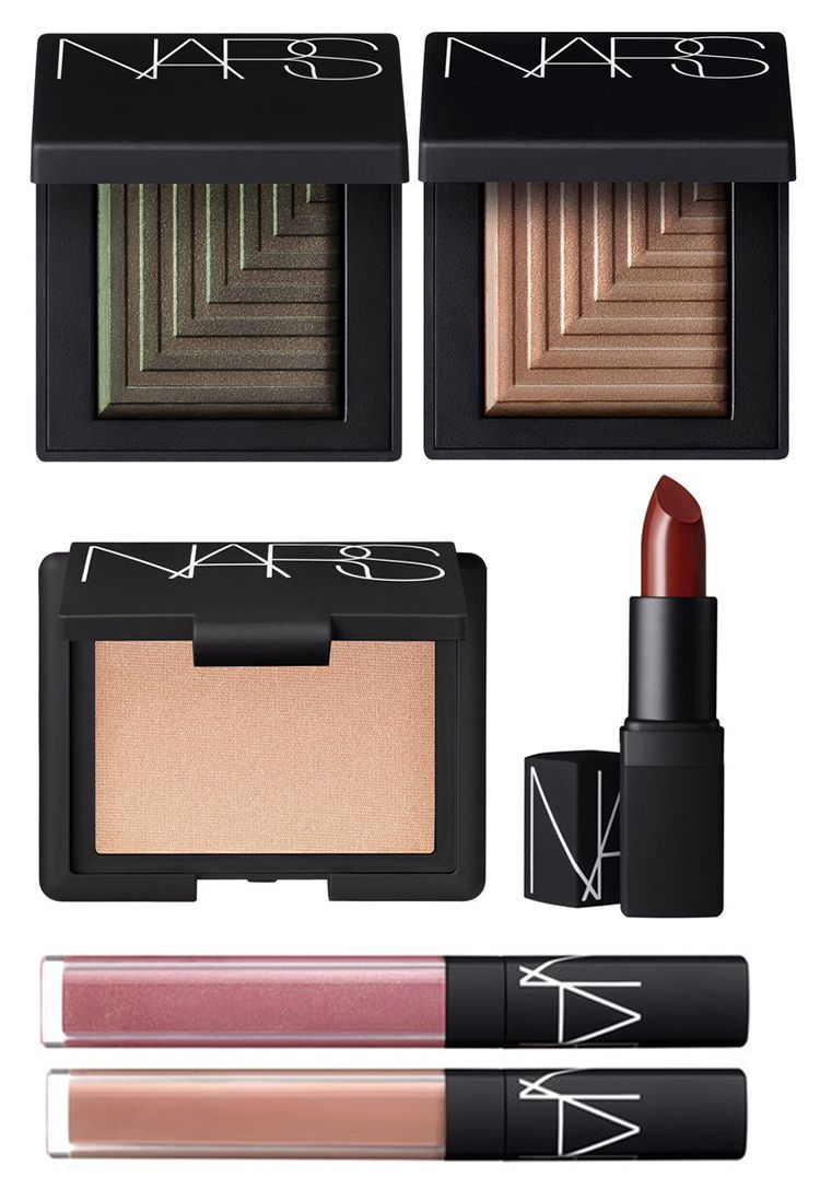 Fall nars makeup collection video