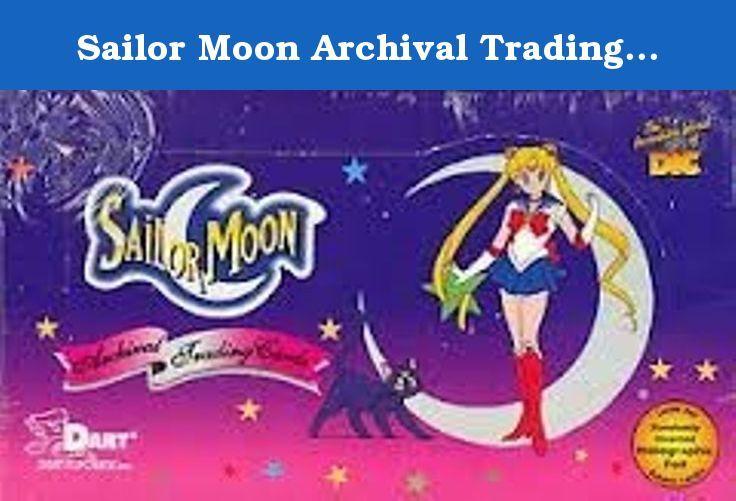 Spiele Sailor Moon Archival Trading Card Box