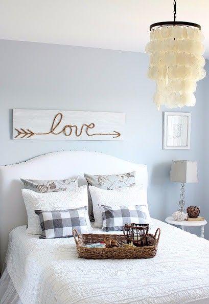 DIY Jute Rope Love Sign   ART WALL DIY   Pinterest   Diy wall decor ...