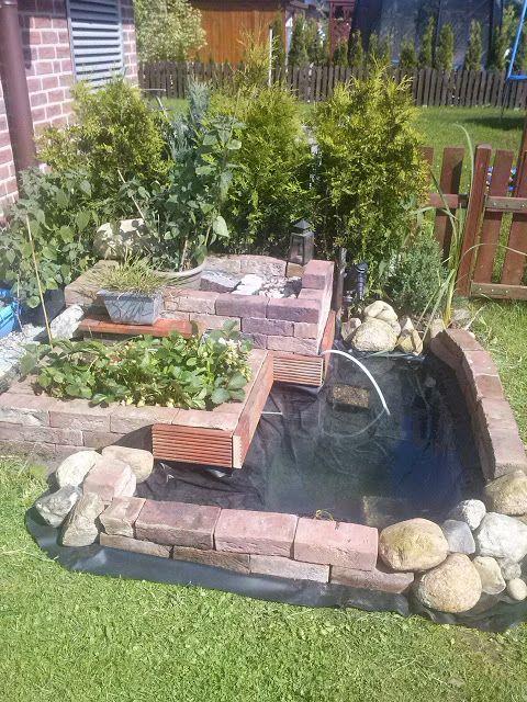 Teich - Umgestaltung Schöner Garten Pinterest Teiche - schone garten mit teich