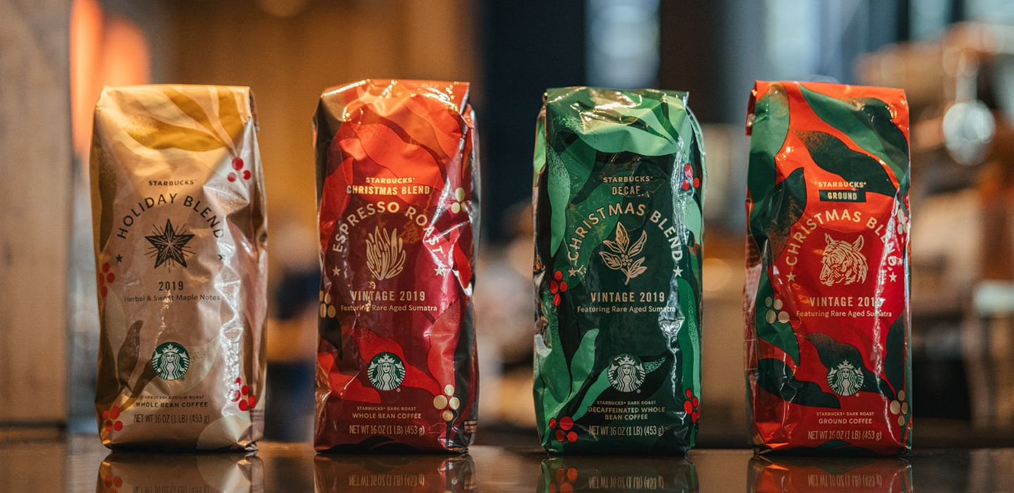 2019 Starbucks holiday coffee and pairings guide
