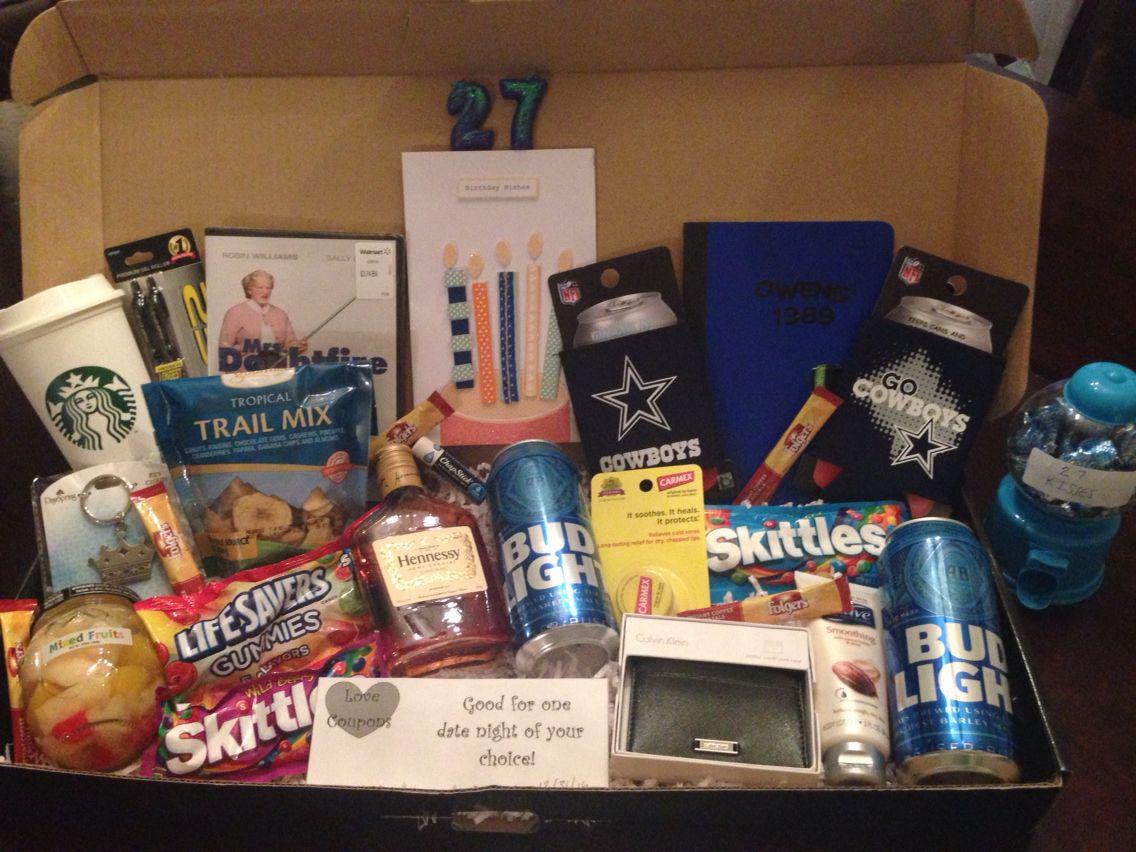 27 gifts for his 27th birthday boyfriend birthday 27th