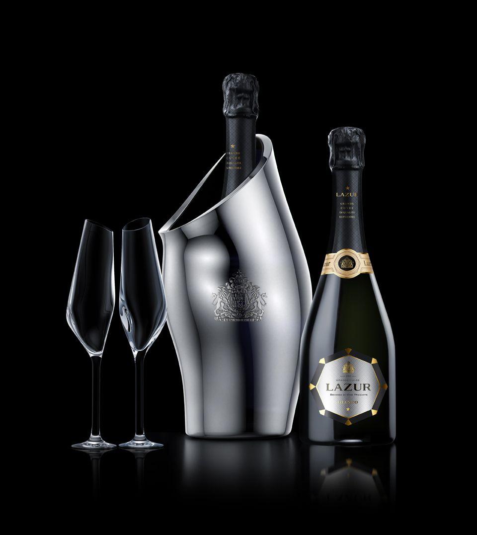 Reynolds and Reyner - Lazur #packaging #design — World Packaging Design Society│Home of Packaging Design│Branding│Brand Design│CPG Design│FMCG Design