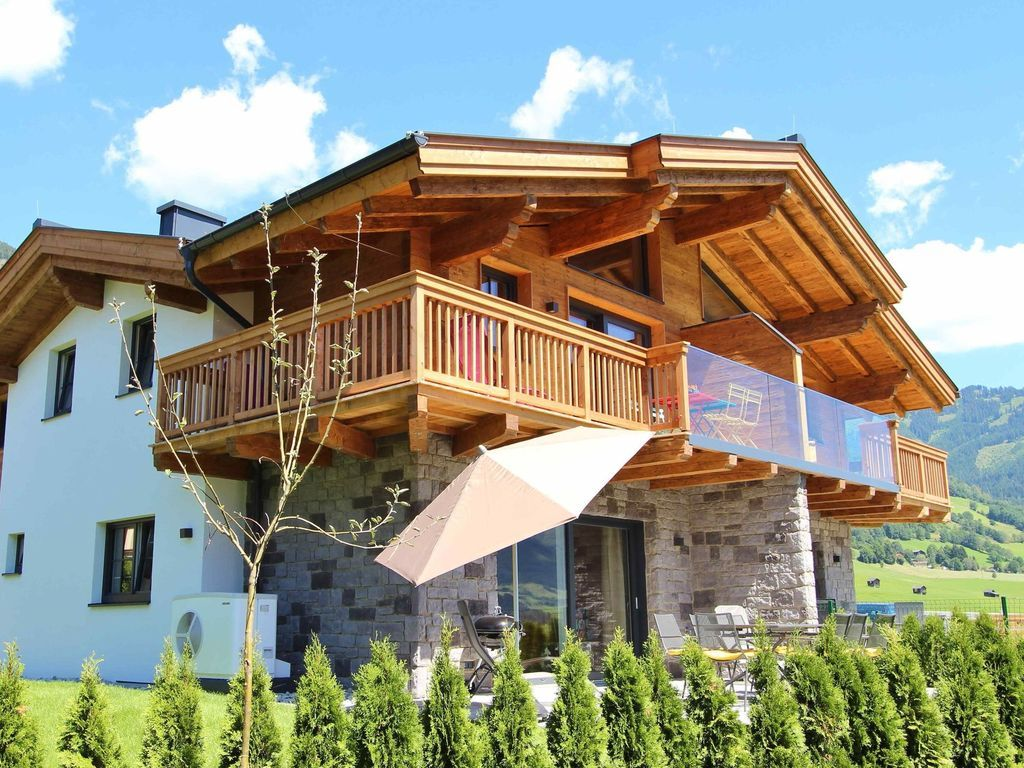 Piesendorf huis exterieur vakantiehuis zomer oostenrijk