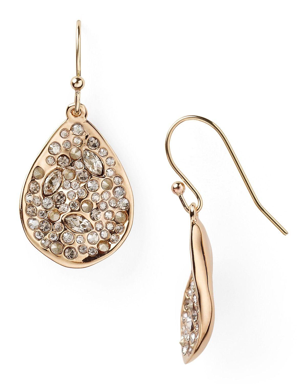 Alexis Bittar Crystal Encrusted Dangle Earrings cqJAH6fEDf