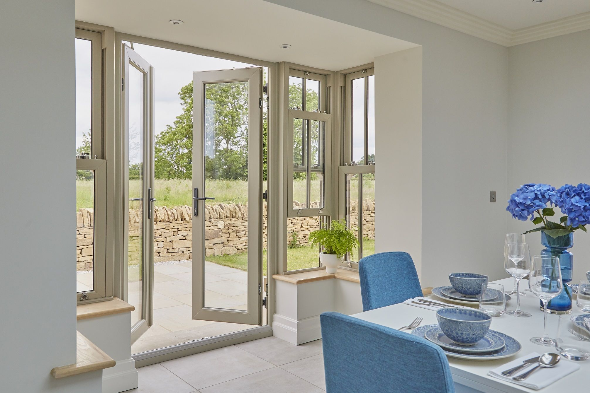 Got A Dark Small Room In Your Home Veka French Doors Could Be Your Answer French Doors Stylish Doors Upvc French Doors