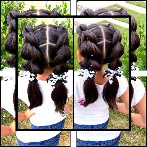 new hairstyle girl 2016  easy children's hairdos  8 year