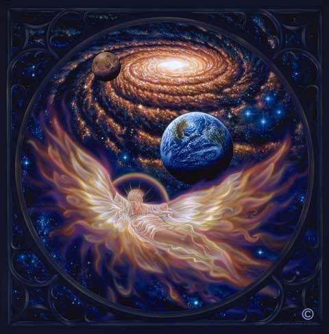 Archangel Metatron   They are waiting for the moment the word is given to bring us all home......