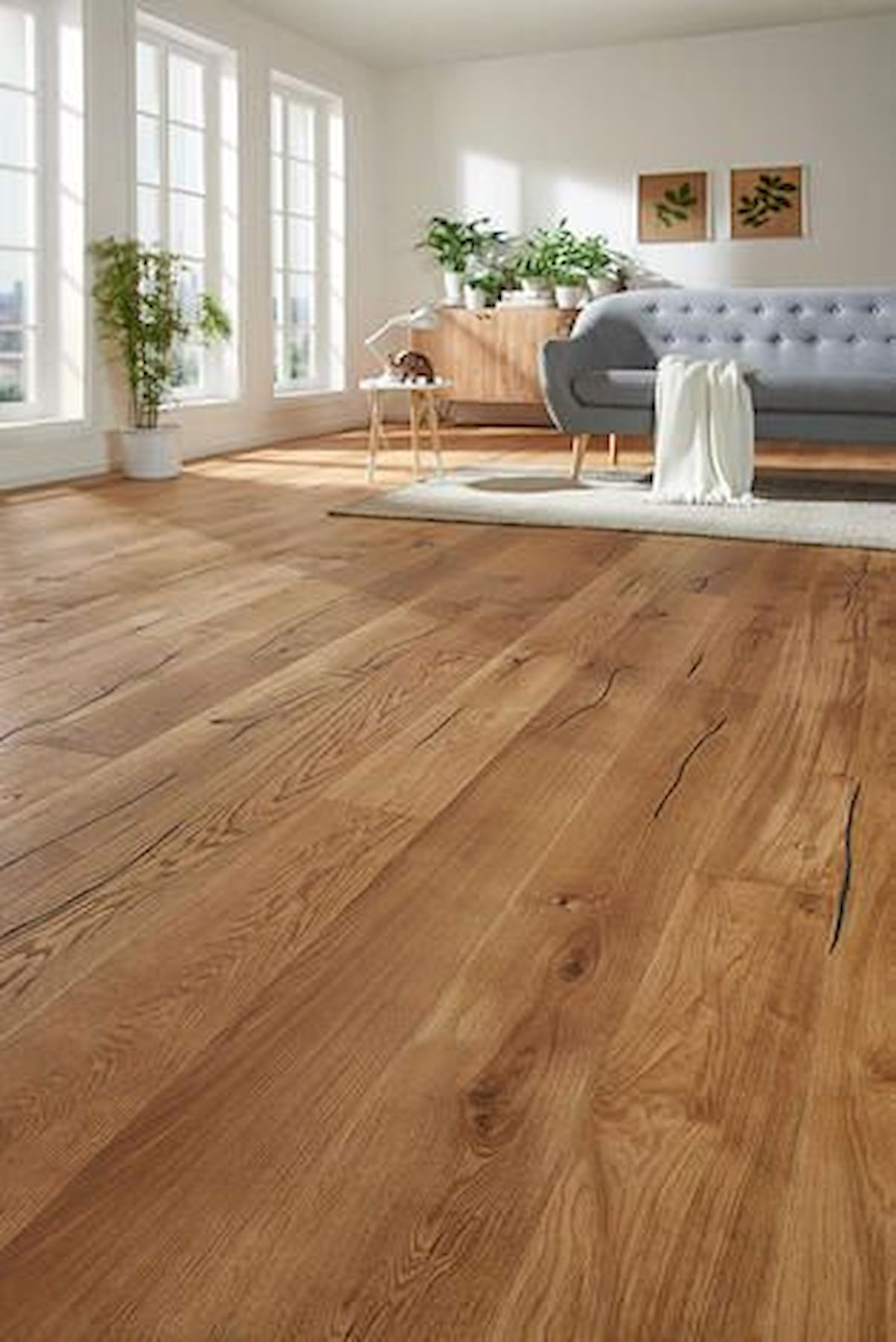 Pin By Celine Itchon On Living Farmhouse Flooring Wood Floor Colors House Flooring