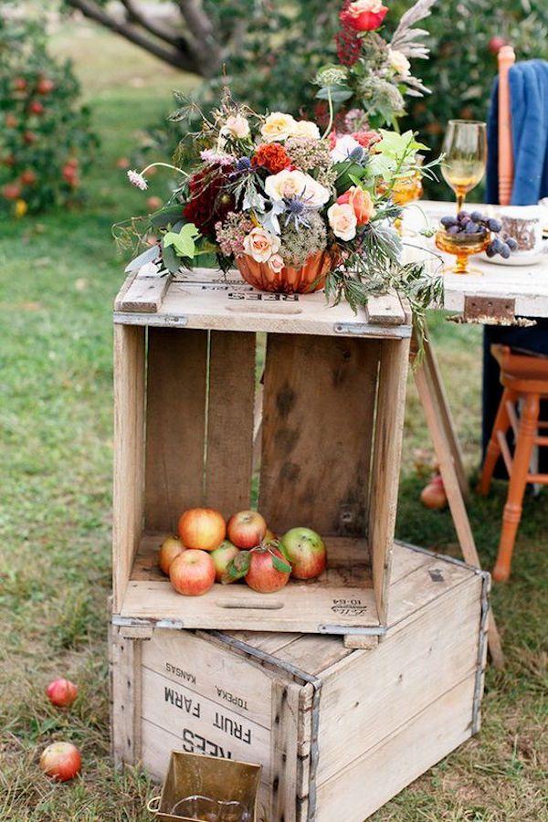 Matrimonio In Autunno : Fall in love idee per un matrimonio in autunno fall wedding
