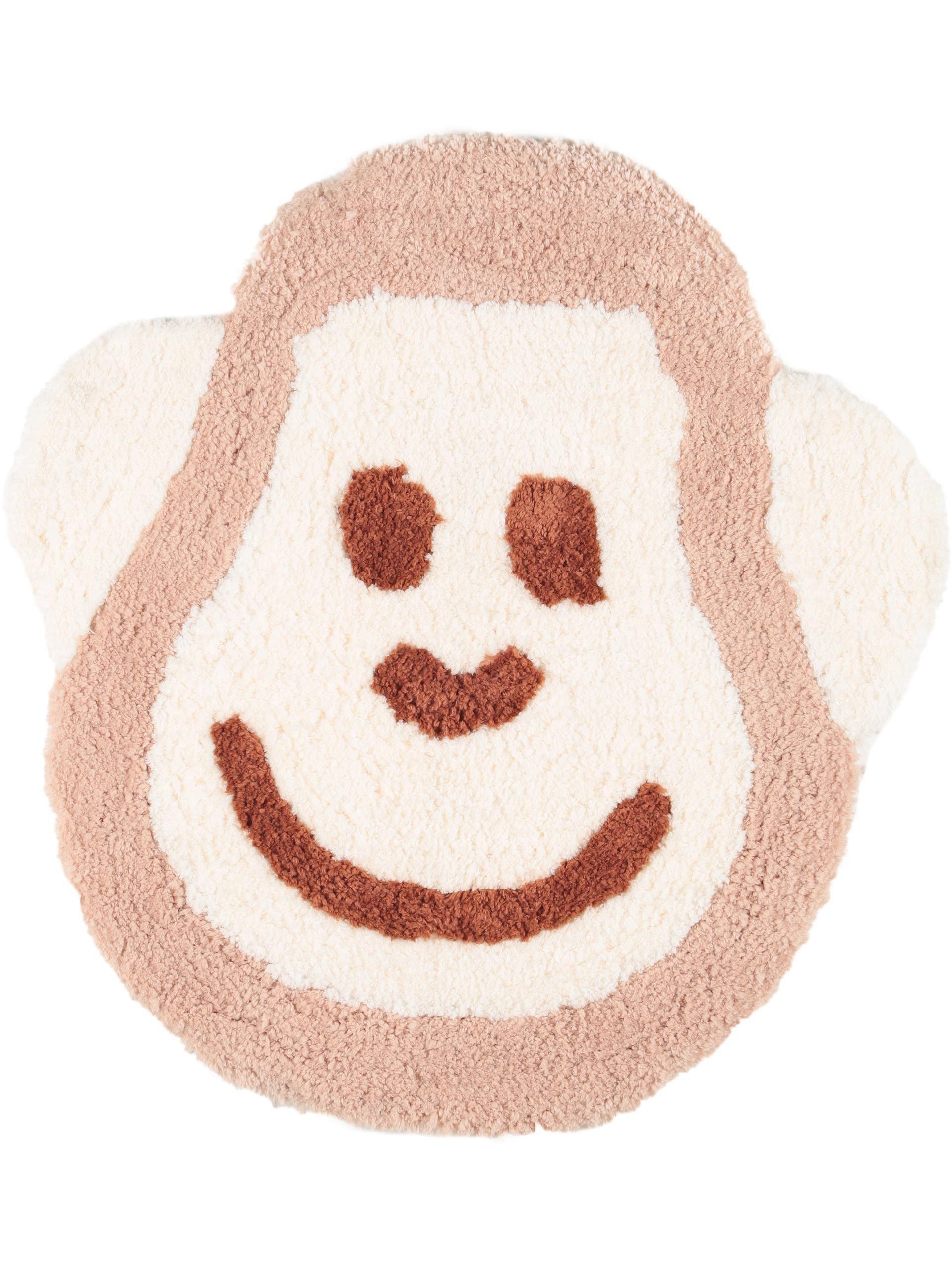 Verführerisch Teppich Babyzimmer Das Beste Von Der Kinderteppich Animals Monkey Ist Kuschelig Weich