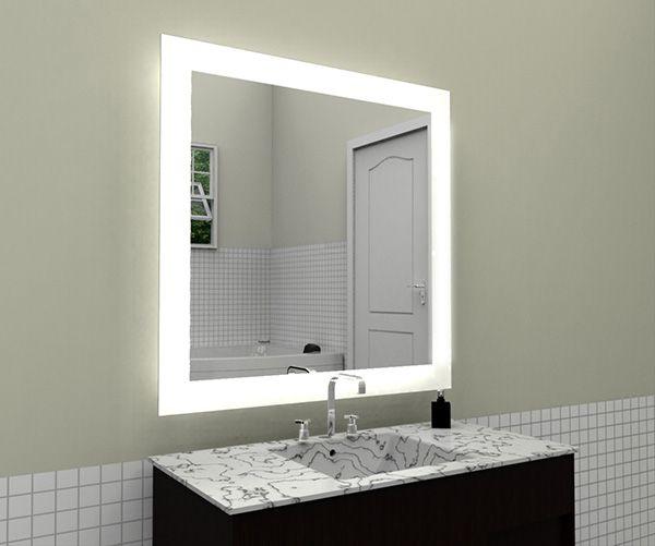 Celestino Lighted Mirror - Cordova Mirrors | Mirror with ...