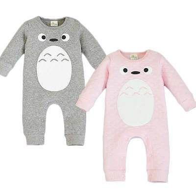 2ac558b07 1pcs cotton Kids Baby Boy Girls Infant newborn clothes Romper ...