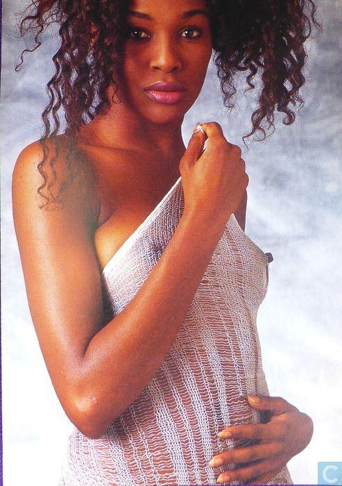 Sexy naakt Afrikaanse vrouwen