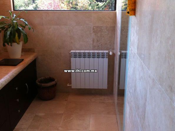 Radiadores para calefacci n hidronica container home - Radiadores de suelo ...