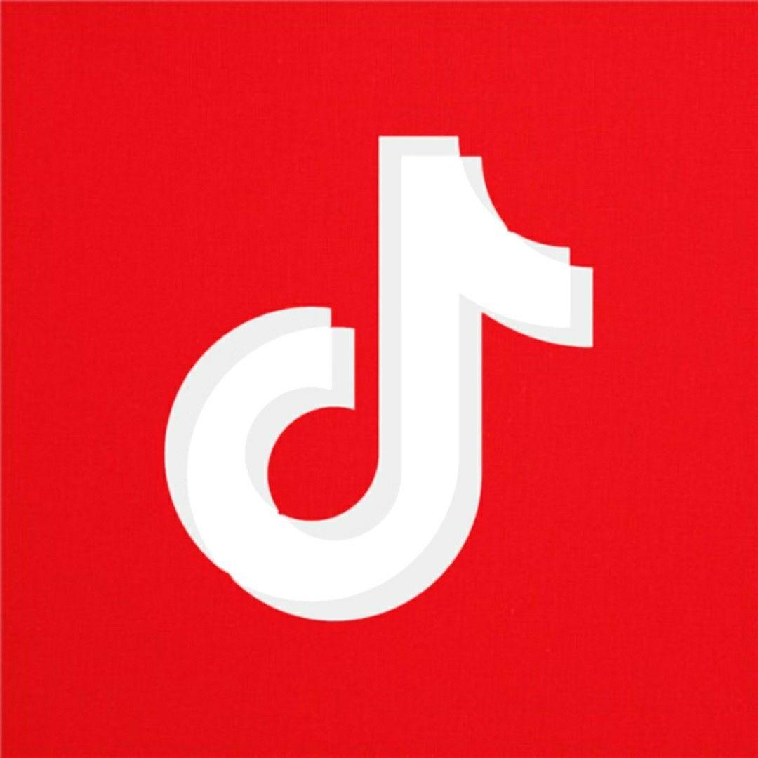 Tiktok Red App Icon App Icon Apple Icon App Icon Design