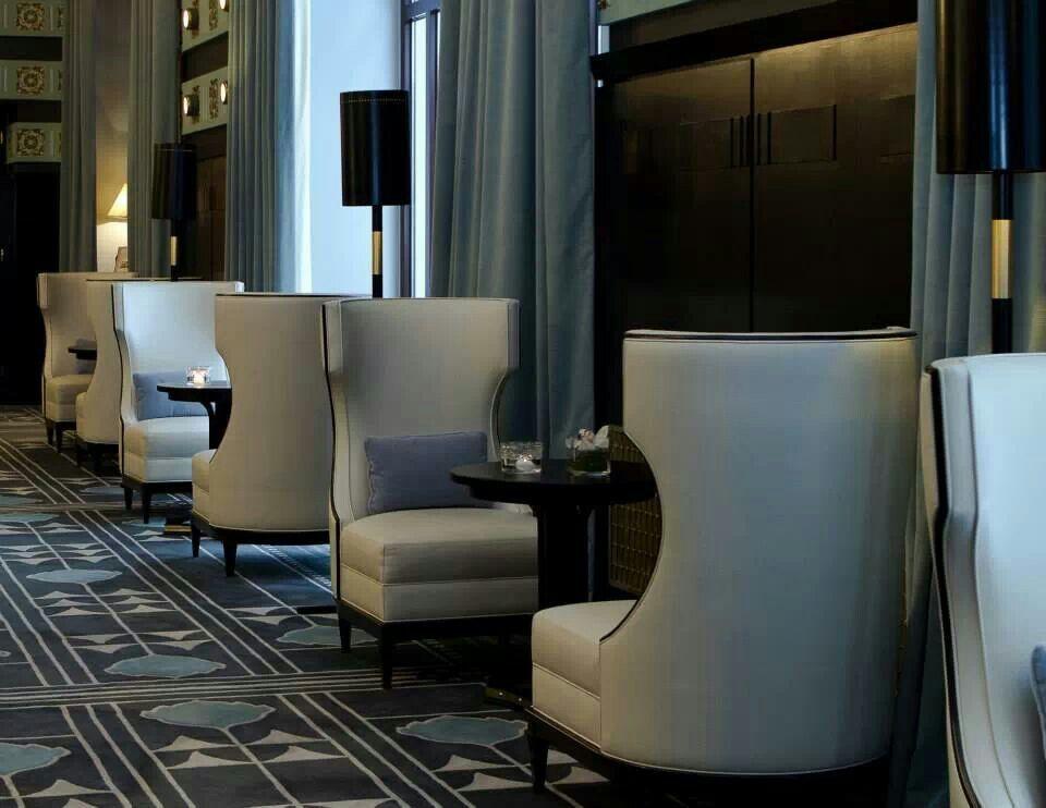 Glamour hotel in Warsaw - Lobby