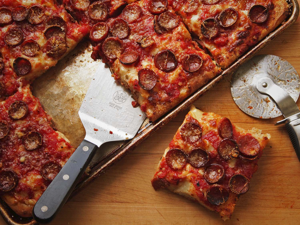 How to Make New York's Finest Sicilian Pizza at Home | The Food Lab -  The Food Lab: How to Make New York's Finest Sicilian Pizza at Home  - #AuthenticMexicanFoods #finest #food #HispanicKitchen #home #Lab #MexicanDesserts #MexicanDinnerRecipes #MexicanFoodRecipes #PanDulce #pizza #Pozole #sicilian #SicilianFood #Tamales #Yorks