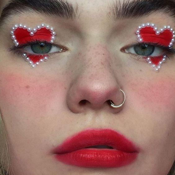 Carnaval: maquiagens belíssimas para você brilhar - Dose de Ilusão