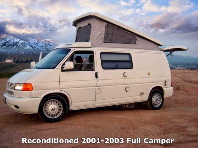2001 Winnebago Eurovan Camper For Sale