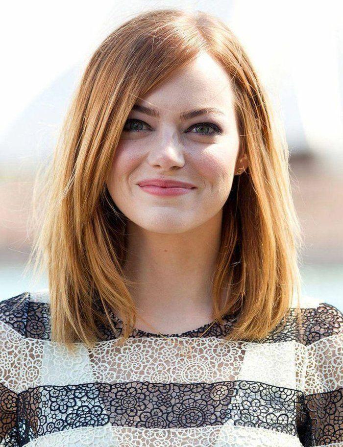 quelle coupe cheveux court femme 2015, cheveux oranges | Idées ...
