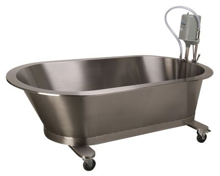2 x 1 m stainless Stella tub 400000 PHP for one unit Whitehall SB Series Hydrotherapy