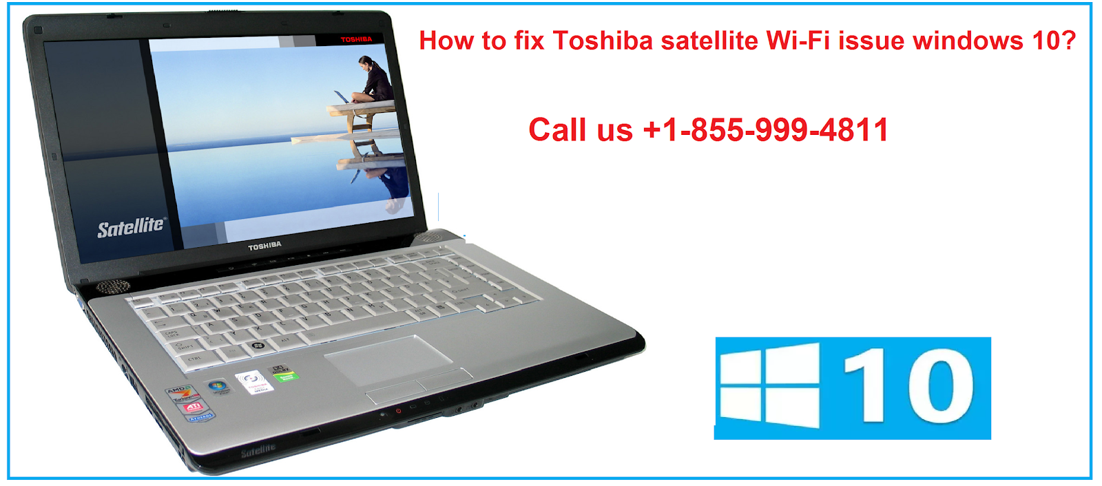 This mistake may make you pull your hair  Toshiba support is