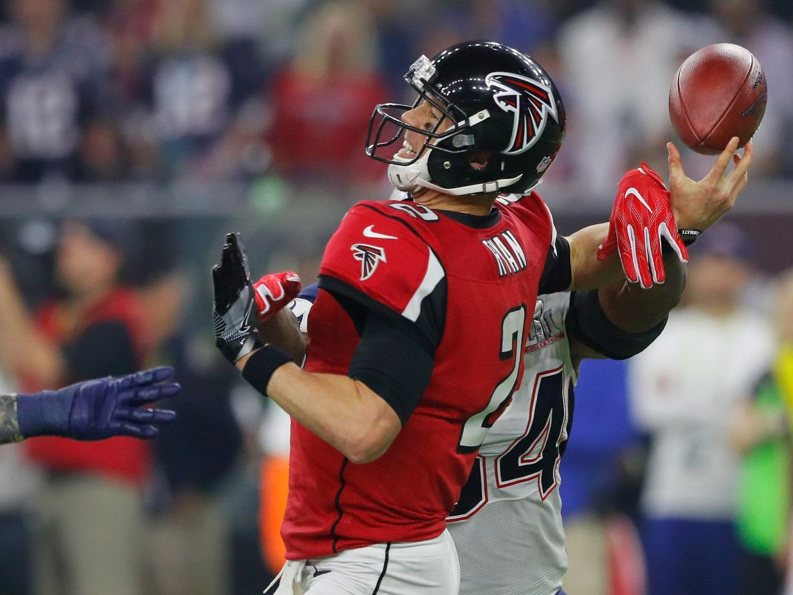 Every Super Bowl Loser Wants A Do Over But No Team Has Had As Disastrous An Ending As Atlanta Had In The Final Nine M Super Bowl Li Atlanta Falcons Super Bowl