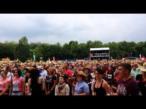 Woodstock der Blasmusik 2015 - Dem Land Tirol die Treue