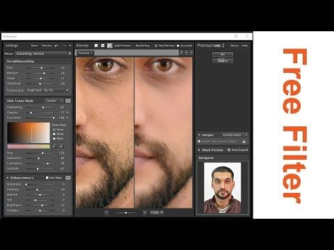 How to install Imagenomic Portraiture in Photoshop cc 2017 - Adobe