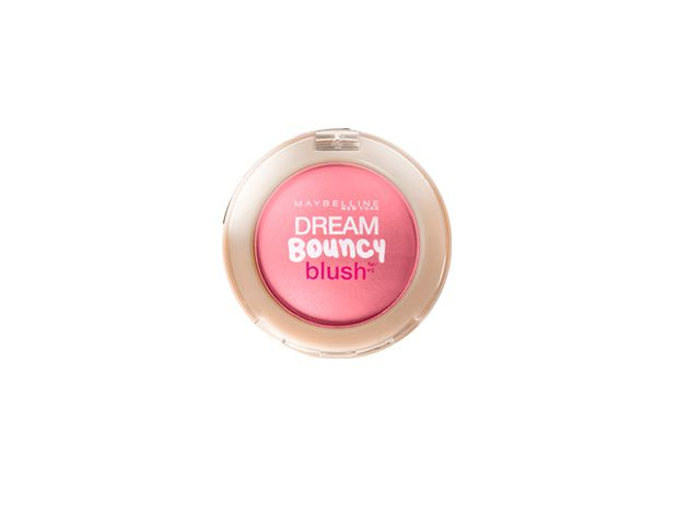 Maybelline  Blush beginner? This pale pink blush is flattering on every skin tone.