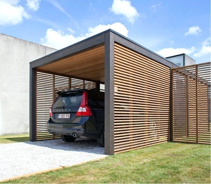 hip roof garage in 2020 Carport designs