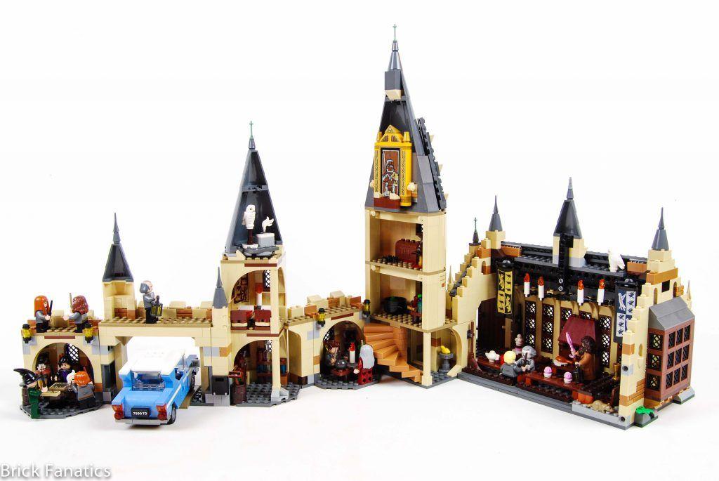 [+] Lego Harry Potter Hogwarts Great Hall