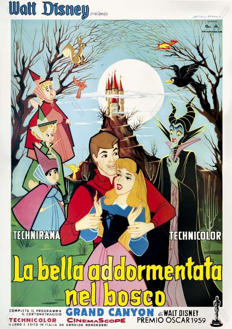 La bella addormentata nel bosco: un meraviglioso classico del 1959