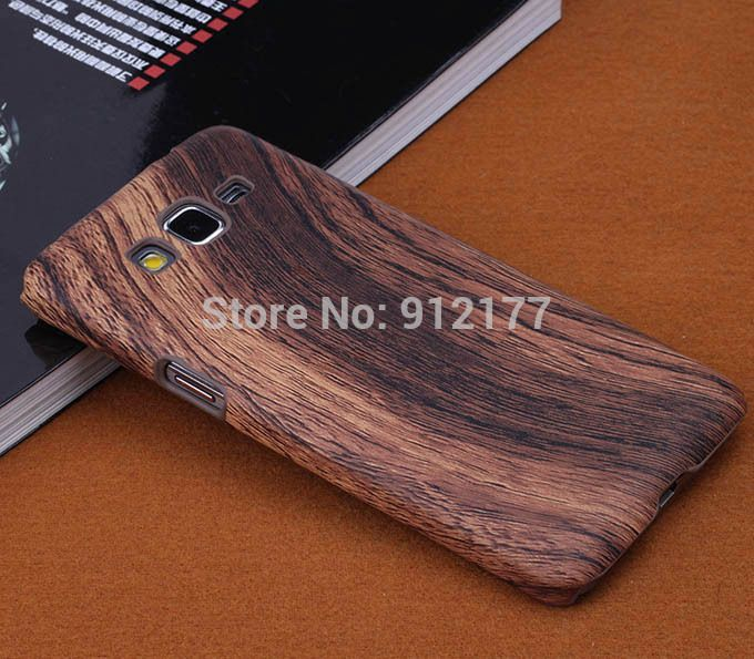 8480b212cb74f Aliexpress.com : Buy Wood Grain Hard Case Cover for Samsung Galaxy ...
