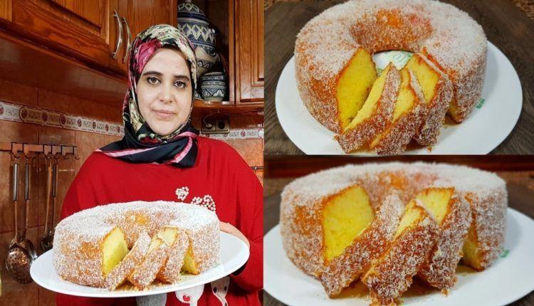 كيكة الياغورت كيك ياغورت فانيلا كيكة بالياغورت و الشكلاط كيك بالياغورت دانيت كيك الياغورت تونسي كيكة اقتصادية Kika Danon Food Cooking Desserts