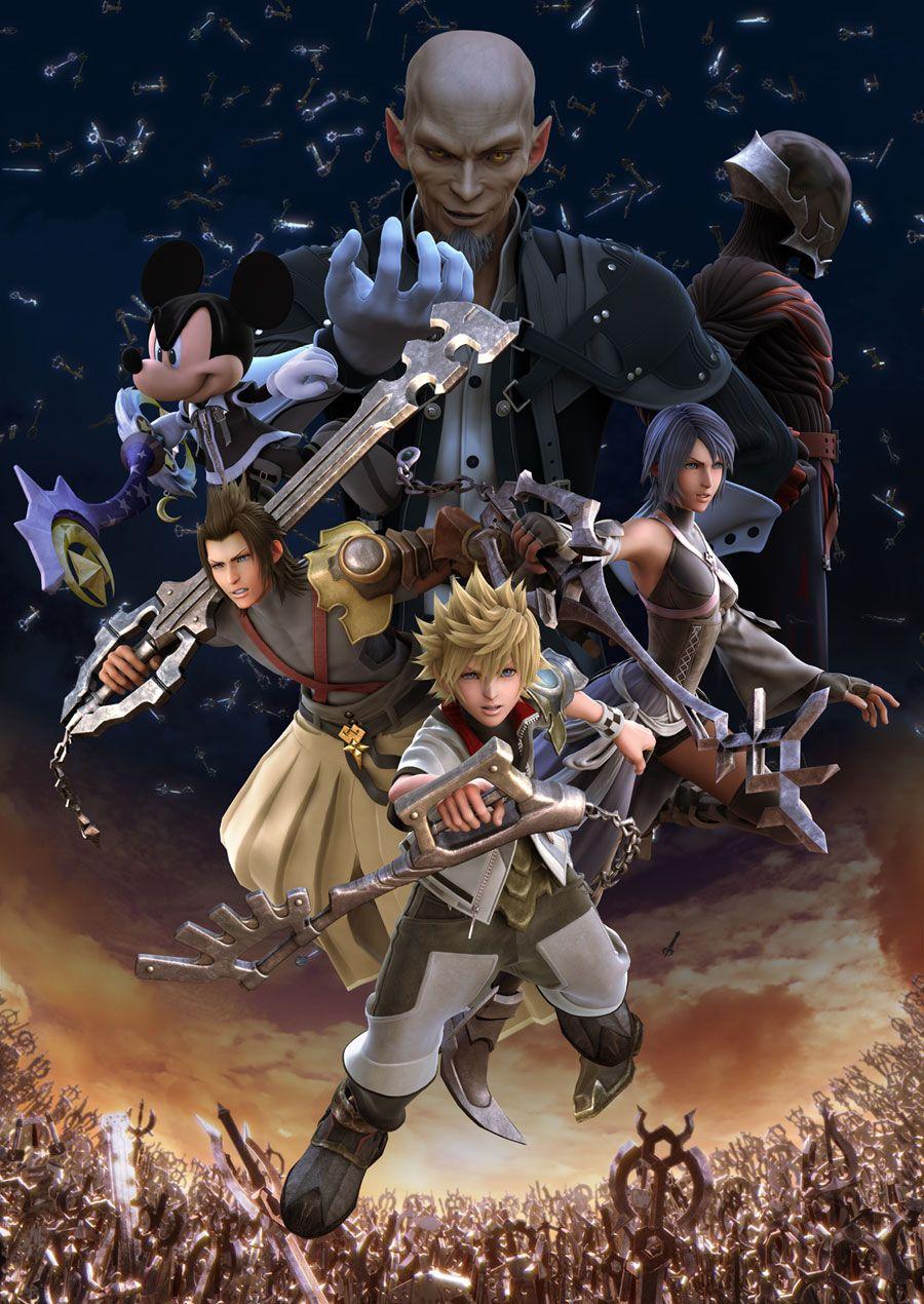Kingdom Hearts Kingdom hearts wallpaper