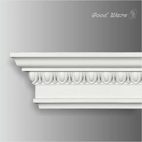 Polyurethane Egg And Dart Crown Molding Egg Dart Moulding By Goodware Crown Molding Molding Ceiling Moldings And Trim
