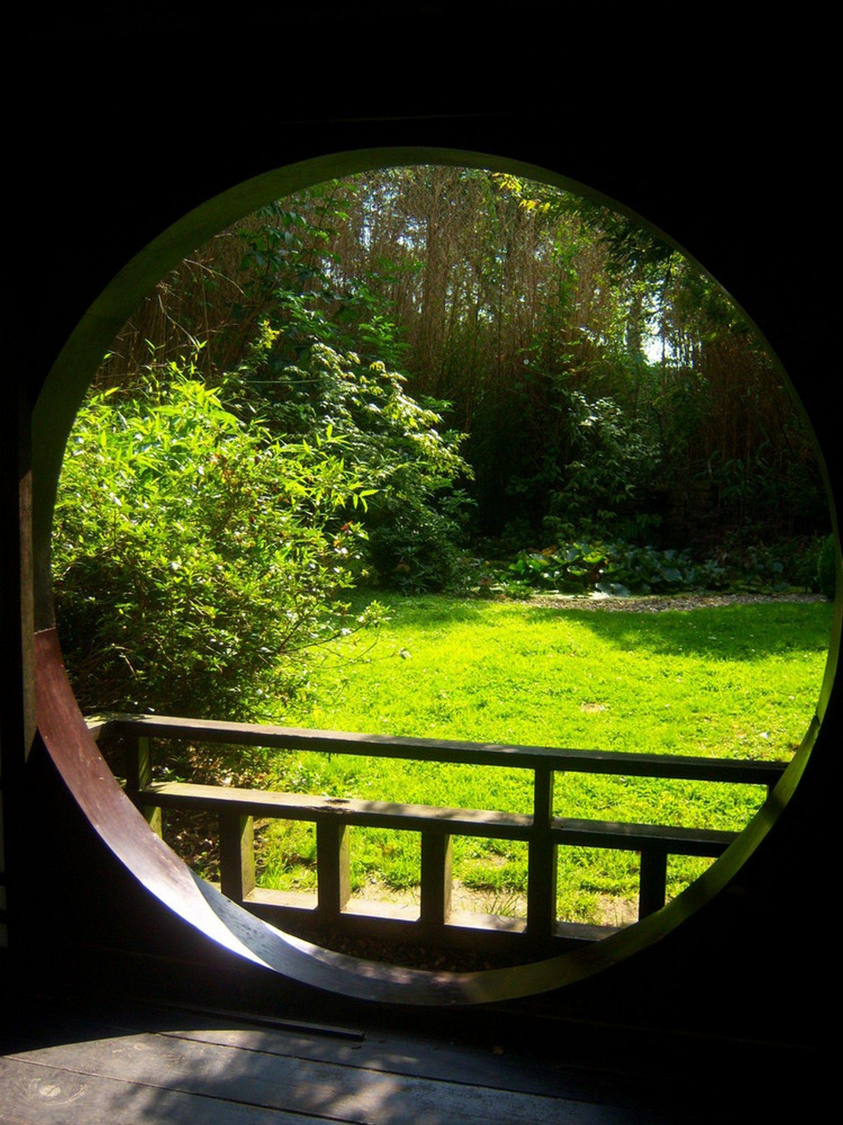 Entr e de jardin zen attitude jardin plantes fleurs pinterest - Deco jardin chinois poitiers ...