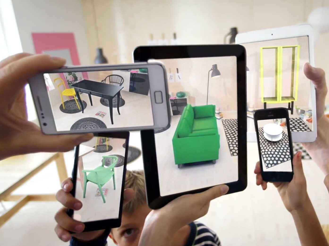 Augmented reality is an extension of computer vision, which is the ...