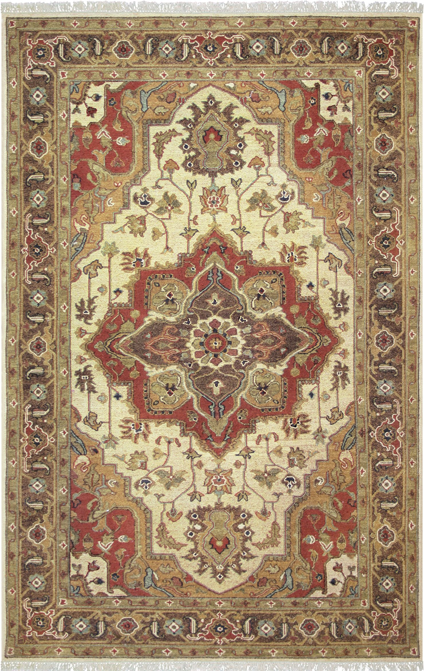 Traditions TR-333 Rustic | Rustic, Traditional, Bohemian rug on Traditional Rustic Decor  id=19729