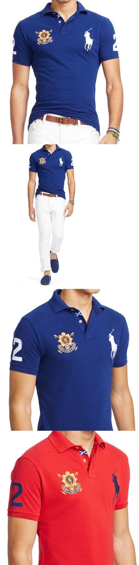 92a77de35 Mens Ralph Lauren T Shirts Ebay Uk