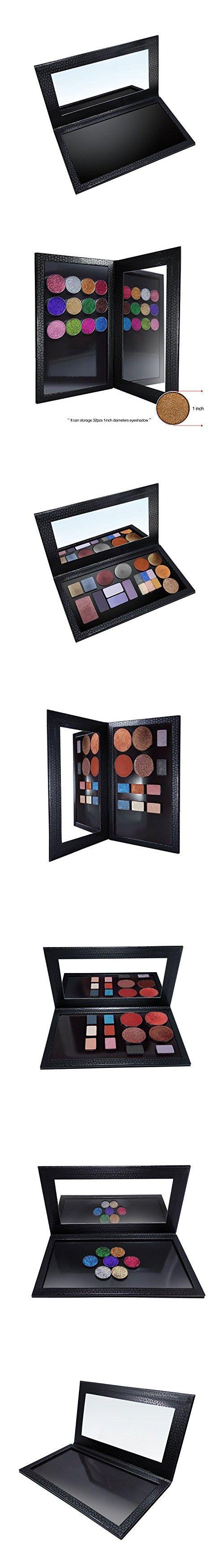 Allwon Palette Empty Eyeshadow Makeup Palette
