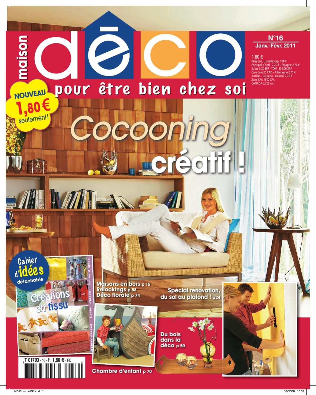 Magazine Maison Et Décoration Maison Deco Craft Magazines Magazine Crafts Newspaper