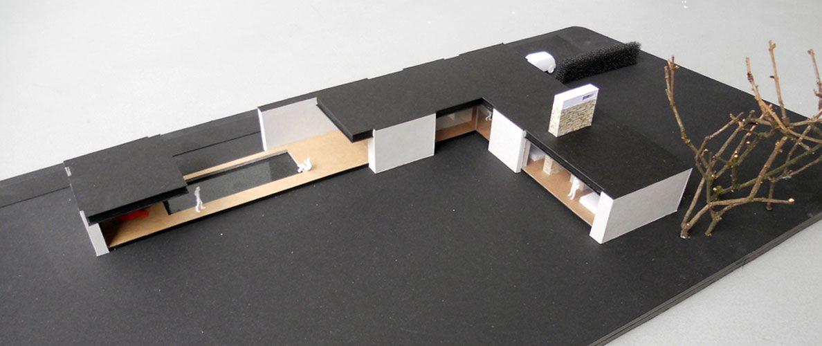 House C Wortegem - Petegem  Caan architects