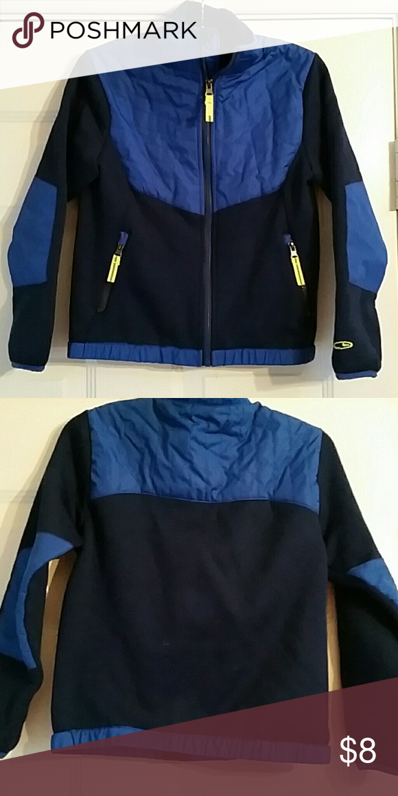 Perfect fall jacket...heavy thermal fleece Gently worn excellent condition Champion Jackets & Coats