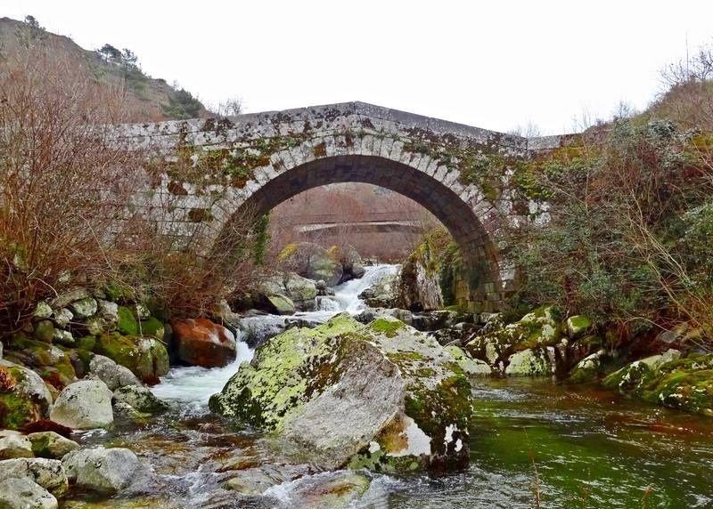 """Serra de Montemuro! Percurso do Vale do Cabrum (Resende) By Grupo Aventura """"100Atalhos"""""""