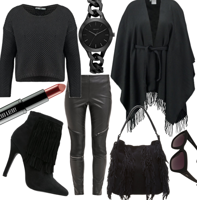 get Black  #fashion #style #look #dress #outfit #luxury #trend #mode #nobeliostyle