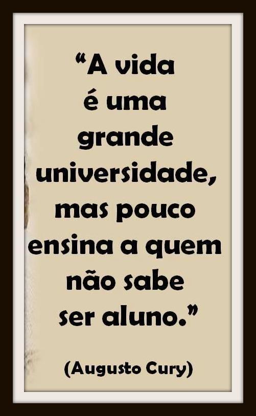 Augusto Cury Citações Frases Motivacionais E Frases De